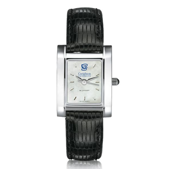 Creighton Women's MOP Quad with Leather Strap - Image 2