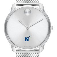 US Naval Academy Men's Movado Stainless Bold 42
