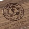 Miami University Solid Walnut Desk Box - Image 3