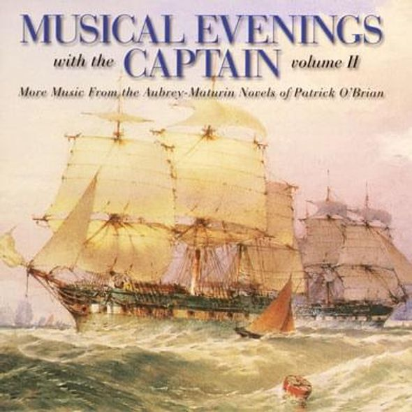 USNI Music CD - Musical Evenings Captain Vol. 2 - Image 1