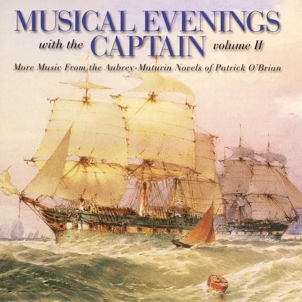 USNI Music CD - Musical Evenings Captain Vol. 2 - Image 2