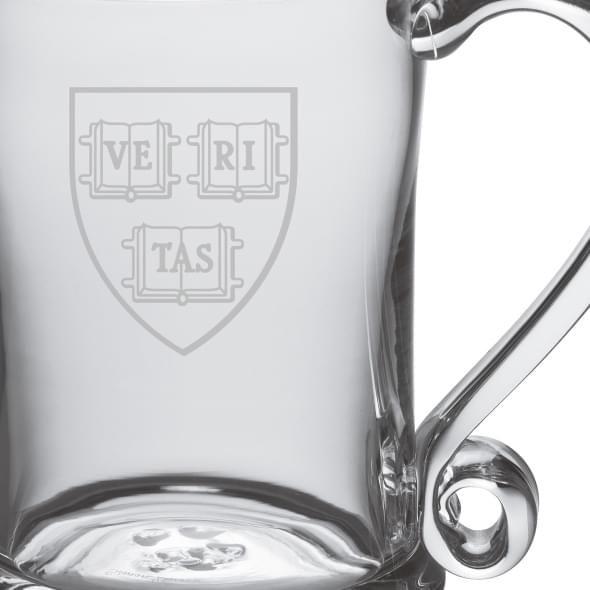 Harvard Glass Tankard by Simon Pearce - Image 2