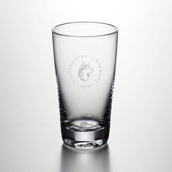 Northeastern Ascutney Pint Glass by Simon Pearce - Image 1