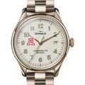 Arizona Shinola Watch, The Vinton 38mm Ivory Dial - Image 1