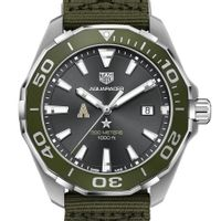 The Army West Point Letterwinner's Men's TAG Heuer - Beat Air Force
