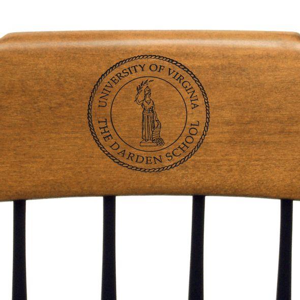 UVA Darden Rocking Chair by Standard Chair - Image 2