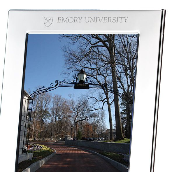 Emory Polished Pewter 5x7 Picture Frame - Image 2
