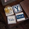 Yale Logos Marble Coasters - Image 2