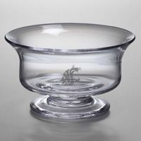 Washington State University Simon Pearce Glass Revere Bowl Med