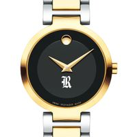 Rice University Women's Movado Two-Tone Modern Classic Museum with Bracelet