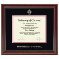 Cincinnati Diploma Frame, the Fidelitas