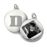 Duke Monica Rich Kosann Round Charm in Silver