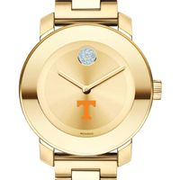 University of Tennessee Women's Movado Gold Bold