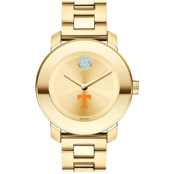University of Tennessee Women's Movado Gold Bold - Image 2
