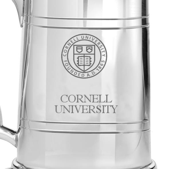 Cornell Pewter Stein - Image 2