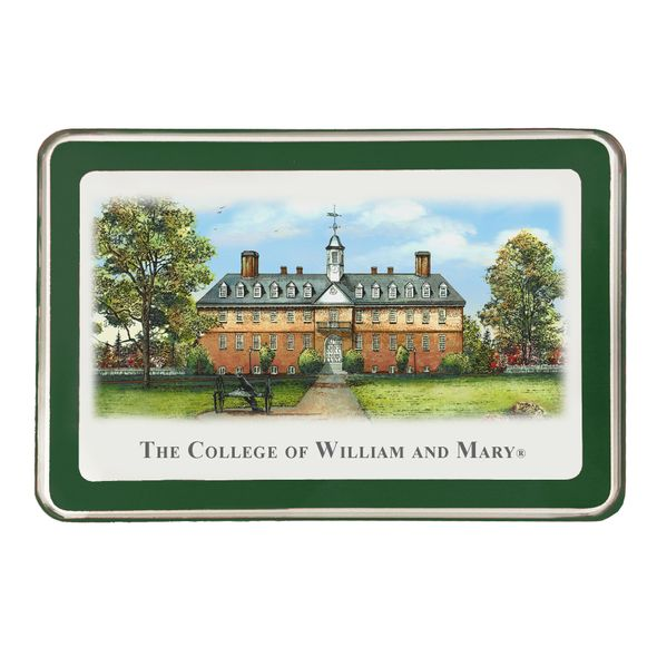 William & Mary Eglomise Paperweight