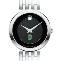 Dartmouth College Women's Movado Esparanza Stainless Steel Museum with Bracelet