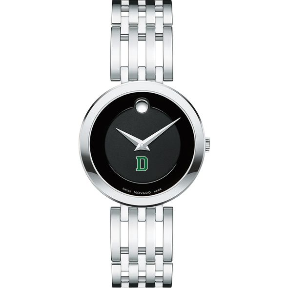 Dartmouth College Women's Movado Esparanza Stainless Steel Museum with Bracelet - Image 2