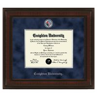 Creighton Diploma Frame - Excelsior
