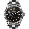 Seton Hall Shinola Watch, The Vinton 38mm Black Dial - Image 1