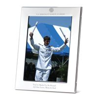 Merchant Marine Academy Polished Pewter 5x7 Picture Frame
