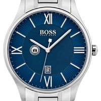 US Coast Guard Academy Men's BOSS Classic with Bracelet from M.LaHart
