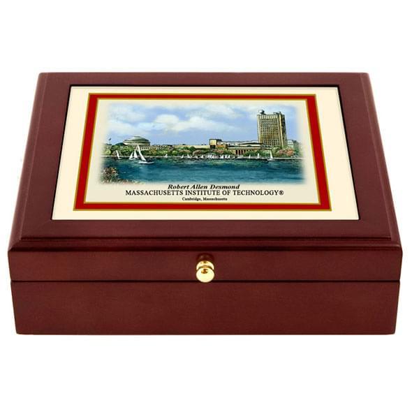 MIT Eglomise Desk Box