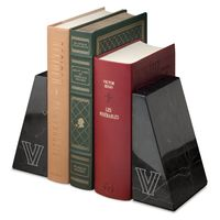 Villanova University Marble Bookends by M.LaHart