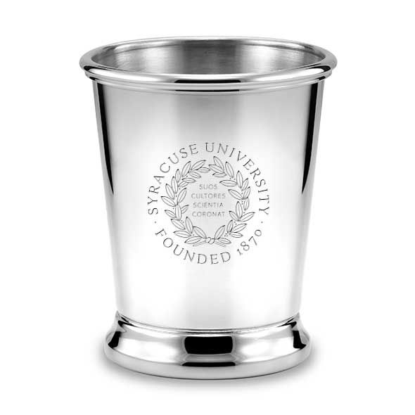 Syracuse University Pewter Julep Cup