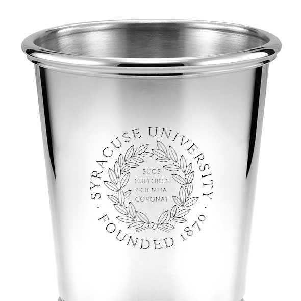 Syracuse University Pewter Julep Cup - Image 2