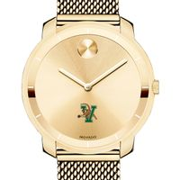 University of Vermont Women's Movado Gold Bold 36
