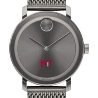 MIT Men's Movado BOLD Gunmetal Grey with Mesh Bracelet