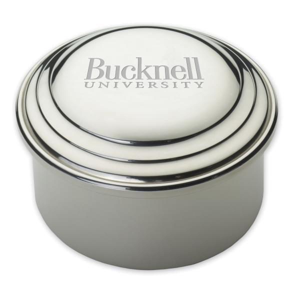 Bucknell Pewter Keepsake Box