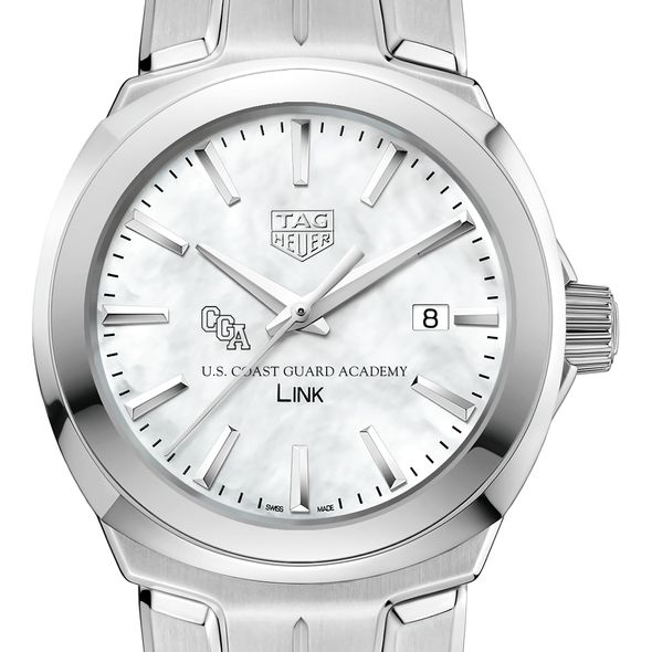 US Coast Guard Academy TAG Heuer LINK for Women