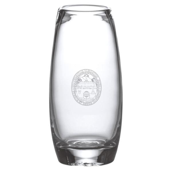 UVM Simon Glass Addison Vase by Simon Pearce