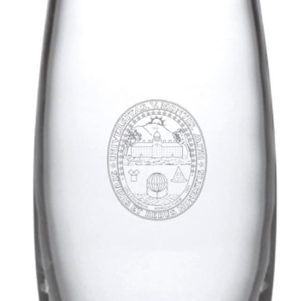 UVM Simon Glass Addison Vase by Simon Pearce - Image 2