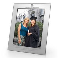 Houston Polished Pewter 8x10 Picture Frame