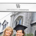 Houston Polished Pewter 8x10 Picture Frame - Image 2