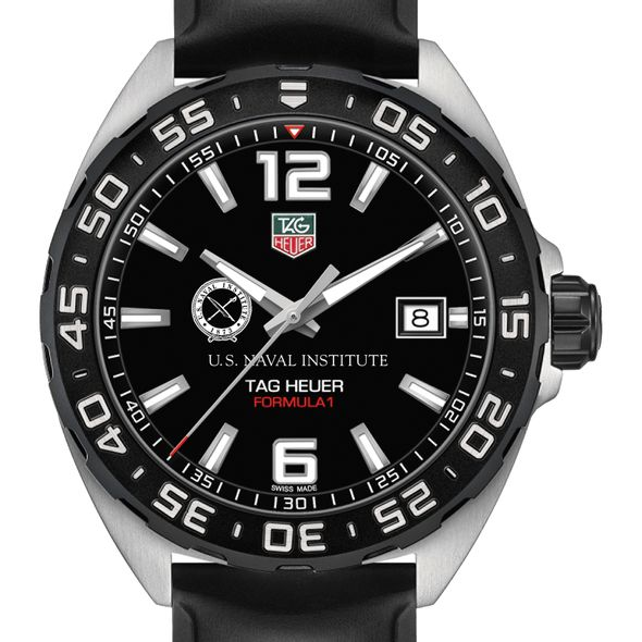 U.S. Naval Institute Men's TAG Heuer Formula 1 with Black Dial