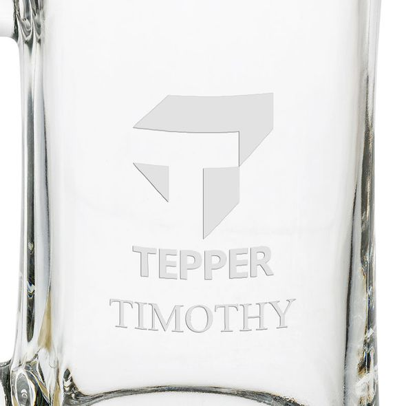 Tepper 25 oz Beer Mug - Image 3