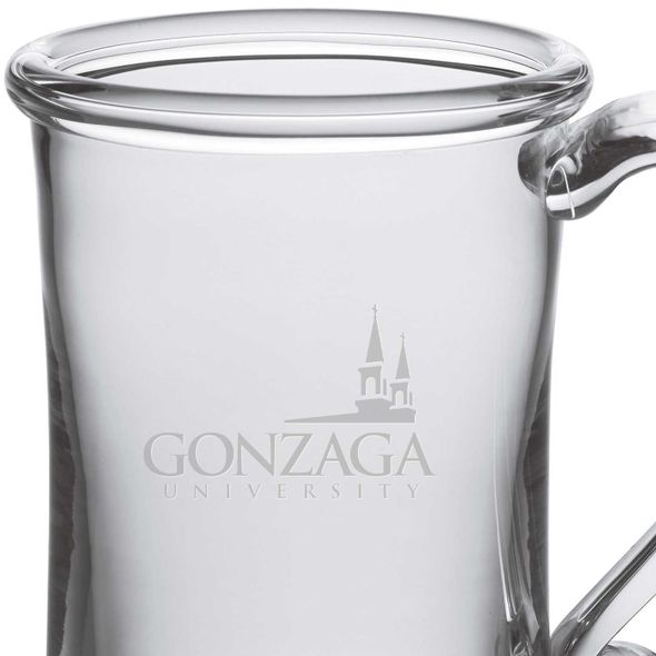Gonzaga Glass Tankard by Simon Pearce - Image 2