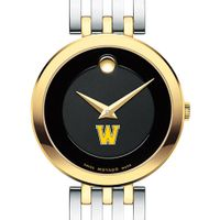 Williams Women's Movado Esparanza Two-Tone Museum with Bracelet