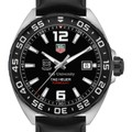 Yale University Men's TAG Heuer Formula 1 with Black Dial - Image 1