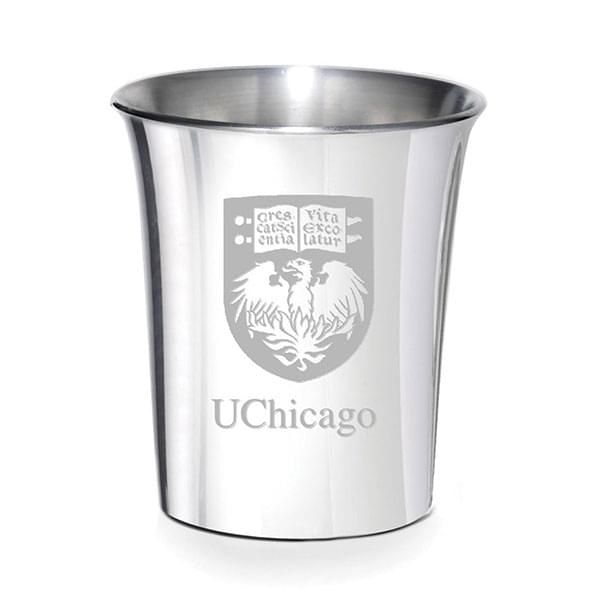 Chicago Pewter Jigger - Image 1