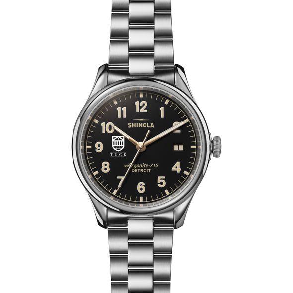 Tuck Shinola Watch, The Vinton 38mm Black Dial - Image 2