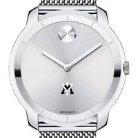 Virginia Military Institute Men's Movado Stainless Bold 44