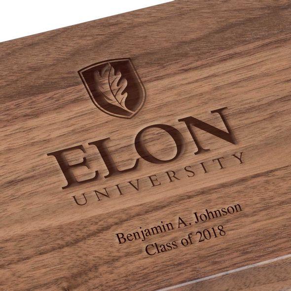 Elon Solid Walnut Desk Box - Image 3