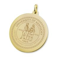 Kentucky 18K Gold Charm