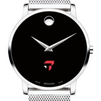 Tepper School of Business Men's Movado Museum with Mesh Bracelet