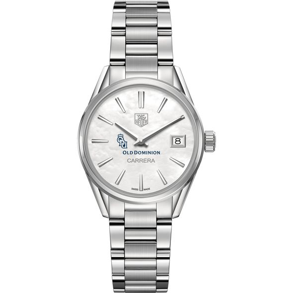 Old Dominion Women's TAG Heuer Steel Carrera with MOP Dial - Image 2